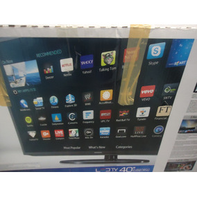Televisor Smart Tv Samung 40 Para Reparar O Repuesto