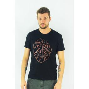 37d736c4b1 Camiseta Transparente Ellus Preta Tamanho Tamanho Gg - Camisetas ...