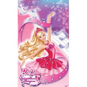 Sacola Surpresa Barbie Sapatilhas Mágicas - 16 Unidades