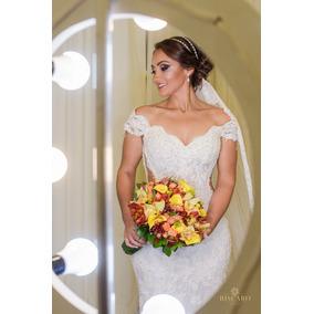 Vestido De Noiva Patrícia Nascimento