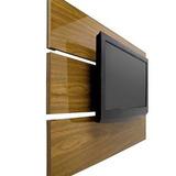 Painel Móvel Para Tv Lcd/plasma/led Até 46p Imbuia