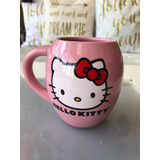 Hello Kitty Taza Oval 18 Oz Ceramica