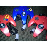 Joystick Para Nintendo 64