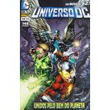 Hq Universo Dc Novos 52 N° 14
