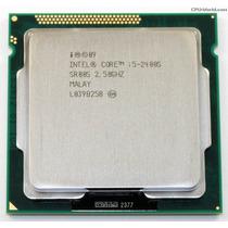 Processador Intel Core I5 2400s, Quad-core, 2.5ghz Lga 1155