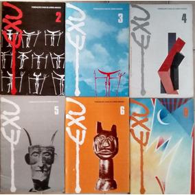 Revista Exu Fundação Casa Jorge Amado (coleção 22 Unidades)