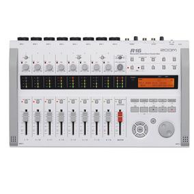 Zoom R16 . Interface De Áudio Com Mix Control Para Daw Loja