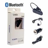 Fone Ouvido Headset Bluetooth Sem Fio Caska Iphone 7 Android