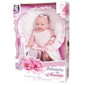Boneca Bebezinho Da Mamãe Cotiplás 2081 - Dinca