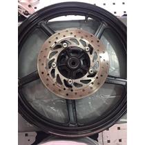 Roda Dianteira Yamaha Factor 125 Ano 13/13