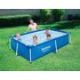 Splash Frame Pool 2.39m X 1.50m X 58cm, 56402