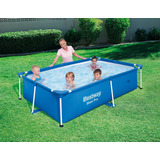 Splash Frame Pool 2.39m X 1.50m X 58cm, 56402