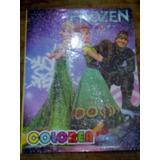Libro Para Pintar De Frozen 16 Imagenes Para Colorear(17)