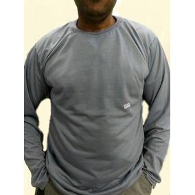 Camiseta Manga Longa Malha Friia/dry Fiit/100%poliester/m/gg