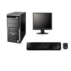 Cpu Completa Core 2 Duo E8400 3.0 4gb Hd 500 Monitor 17