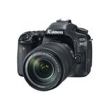Canon Eos 80d Ef-s 18-135mm Reacondicionada