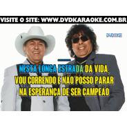 Dvd Karaoke Milionário E José Rico - Dvdoke Músicas Videoke