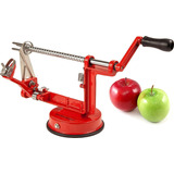 Peladora Cortadora Quita Cáscara Frutas Papas Kitchen Basic