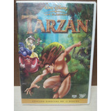 Dvd Tarzan | Original | Clasicos De Disney | E. Especial 2d