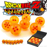 Set 7 Esferas Del Dragon Con Caja Goku Dragon Ball Z