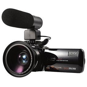 Ordro Hd Video Camcorder 1080p Cámara Digital Portátil Con
