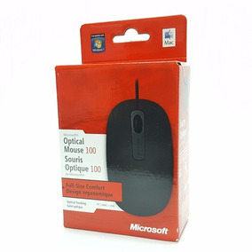 Mouse Usb Micrisoft Modelo: 100 Envío Gratis