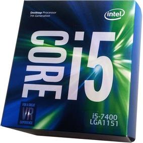 Processador Intel I5 7400 Lga1151 7ªger Kaby Lake