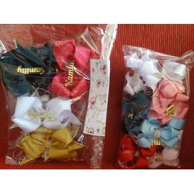 Kit Com 5 Tiaras E 5 Par De Xuxinha