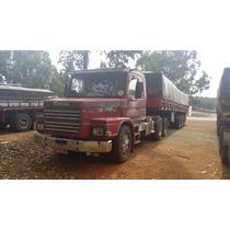 Scania 142hs + Carreta Rondon