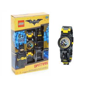 Reloj De Pulso Lego Batman