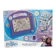 Pizarra Mágica Frozen Licencia Orginal Ditoys