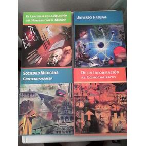 Libros De Preparatoria Abierta