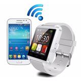 Relogio Bluetooth Smartwatch U8 Android Nokia Samsung S6 Edg