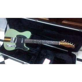 Vendo/permuto Guitarra Luthier Santanera Modelo Telecaster!