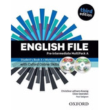 English File Pre-intermediate Multipack A Third Edition