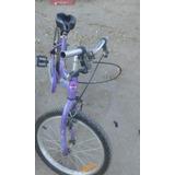 Bicicleta Bianchi Alpina Aro 20