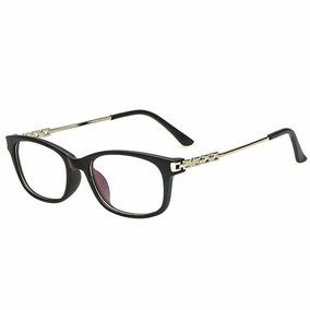 50711e43a3a37 Armação Óculos De Grau Acetato Quadrado Novo Feminino Ua