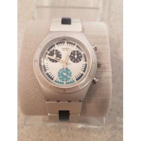 Reloj Swatch Nuevo Con Garantía 2 Años Yms1008ag-30