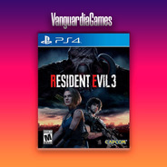 Resident Evil 3 Remake Ps4 Digital