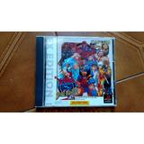 X-men Vs Street Fighter Ex P/ Ps1 (ps2 Y Ps3) Orig Jap. Kuy