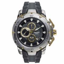 Relógio Orient Cronógrafo Analógico Masculino Mttpc001 P1px