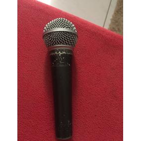 Microfone Segure Sm58 Usa
