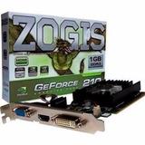 Tarjeta De Video Zogis Geforce Gt 210 1gb Ddr3 64bits Nvidia