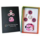 Original Pink Camouflage Fidget Cube De Envolve Plus Un G...