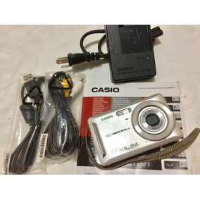 Camera Digital Casio Exilim Ex-z29 Prata - 10.1 Mega Pixels