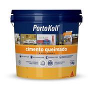 Cimento Queimado - Portokoll Balde 5kg