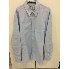 Camisa Social Old Navy Masculina ac894be78814e