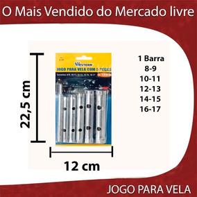 Automotiva Jogo Chave Vela C/6 Peças Conjunto Promoção Kit