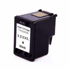 Cartucho 122xl Compatível Hp - Preto/black + Brinde