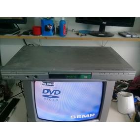 Dvd Semp Toshiba Leia A Descrição